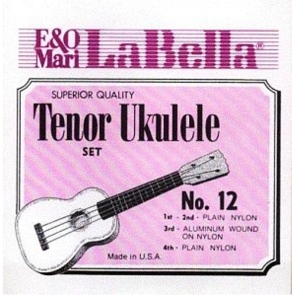 La Bella 12 Tenor