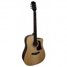 Гитара акустическая Livingstone WC-9 (NA)