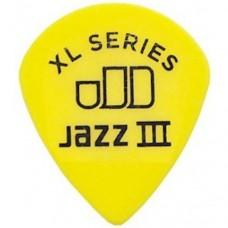 "Медиаторы ""Dunlop"" Tortex Jazz III XL (0,73)"