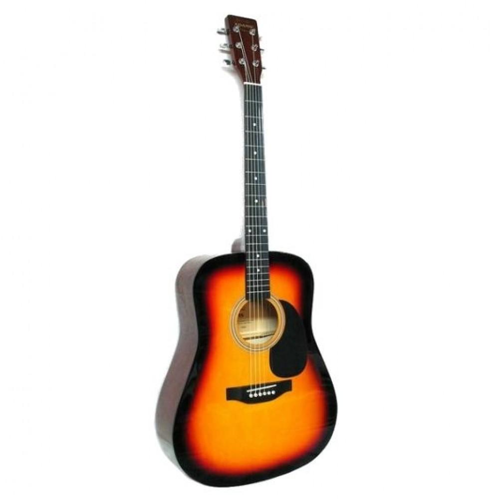 Гитара акустическая Adams W-4100 (OBS)