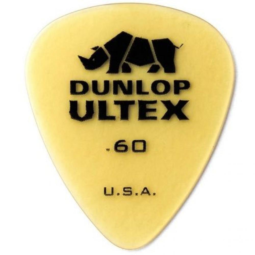"""Медиаторы """"Dunlop"""" Ultex Standard (0,6)"""