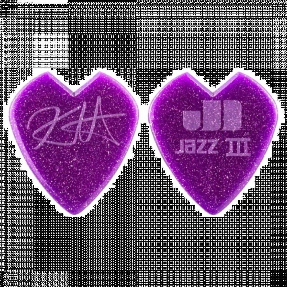 """Медиаторы """"Dunlop"""" Nylon Jazz III Kirk Hammett (1,38)"""