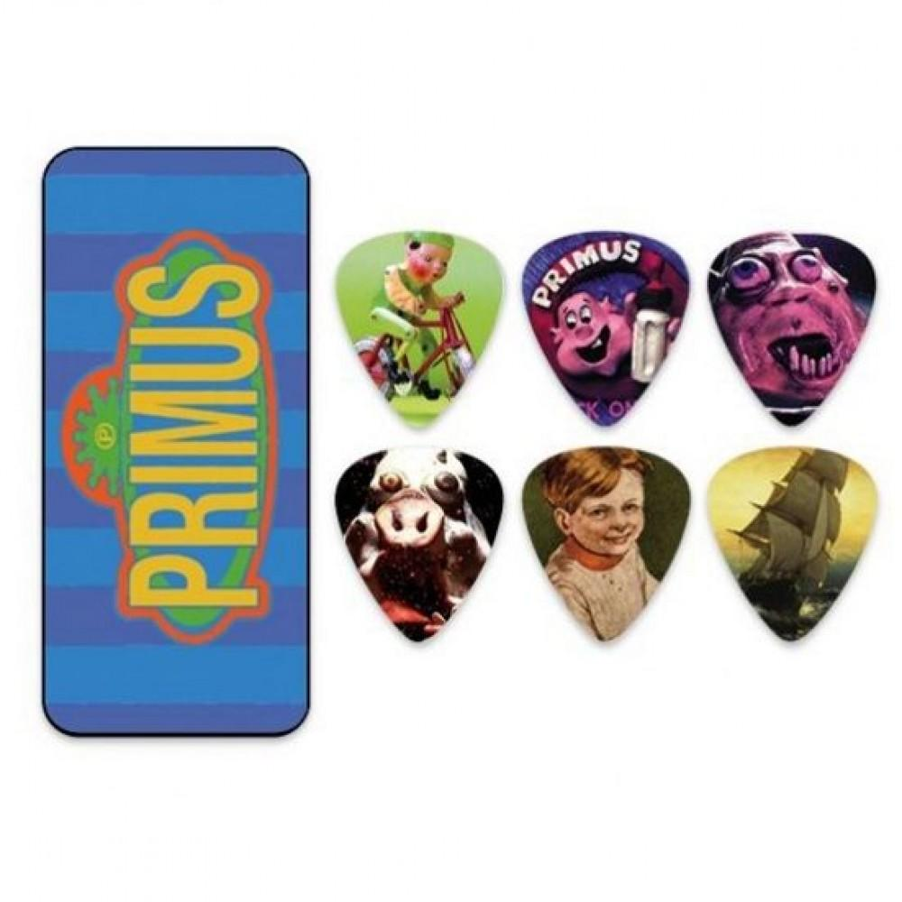 "Медиаторы ""Dunlop"" PRIPT01M Primus (6шт)"