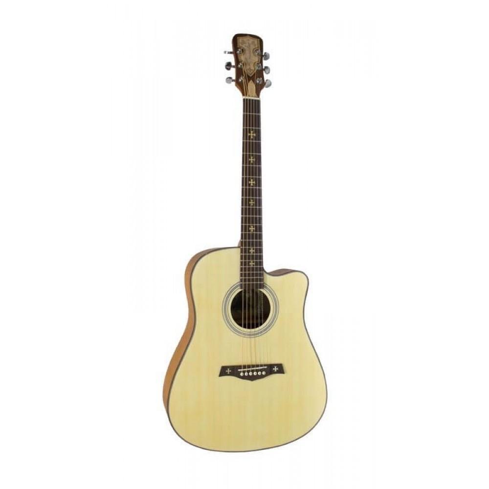Гитара акустическая Crusader CF-4021 (NT)