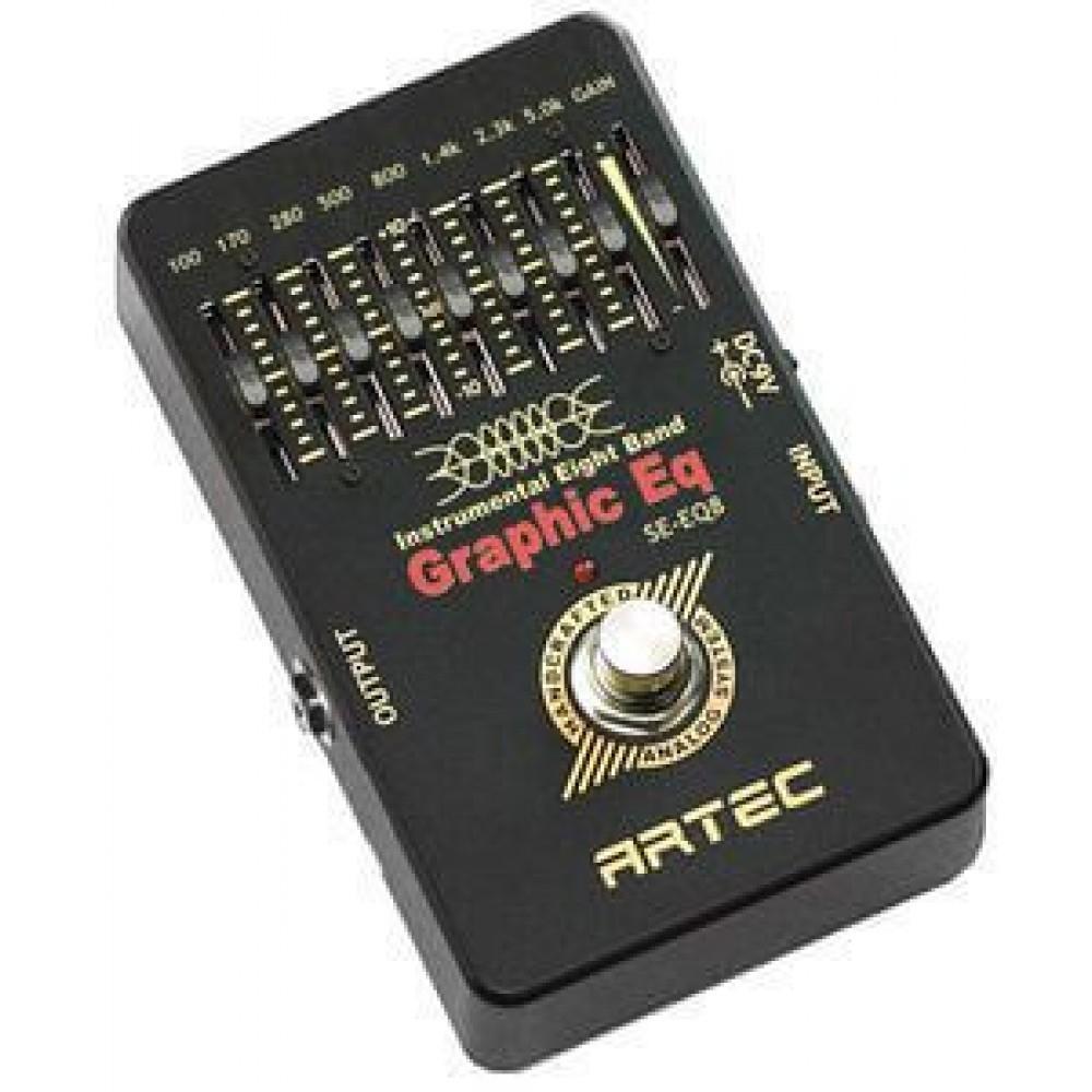 Artec 8 Band Graphic EQ SE-EQ8