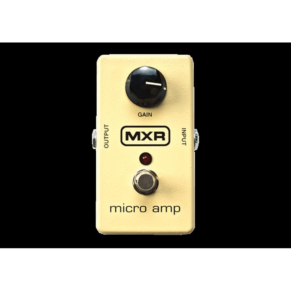 MXR Micro Amp M133
