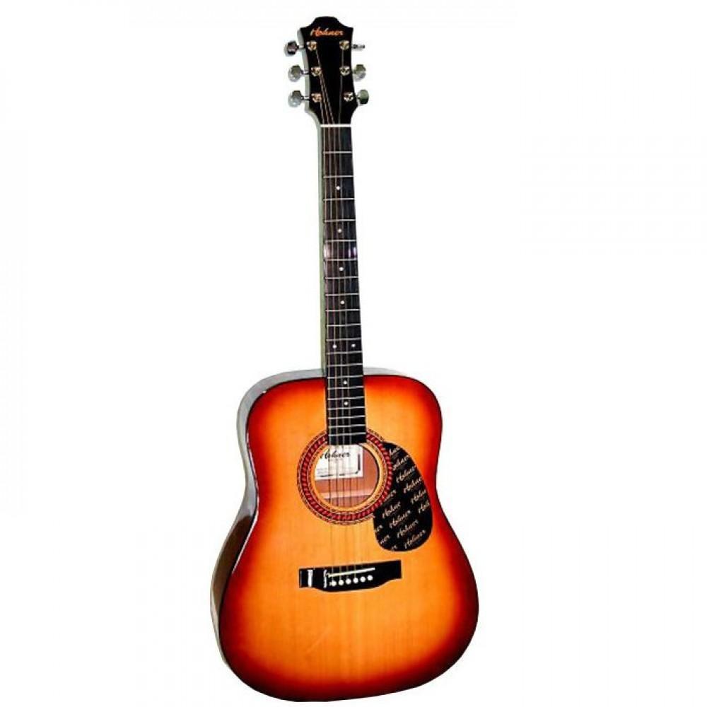 Гитара акустическая Hohner HW-220 (SB)
