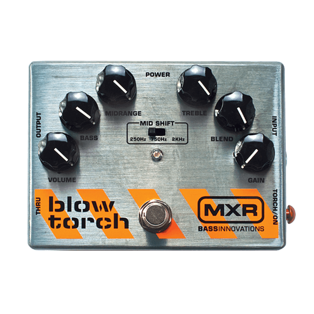 Dunlop MXR Bass Blow Torch M181