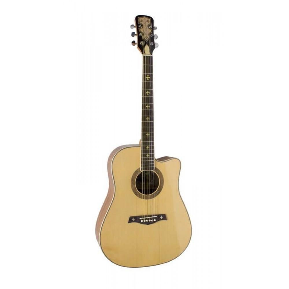Гитара акустическая Crusader CF-6021 (NT)