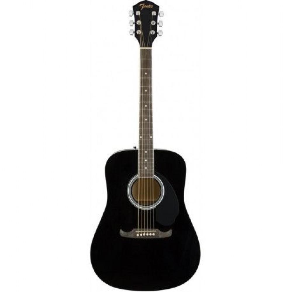 Гитара акустическая Fender FA-125 (BLACK)