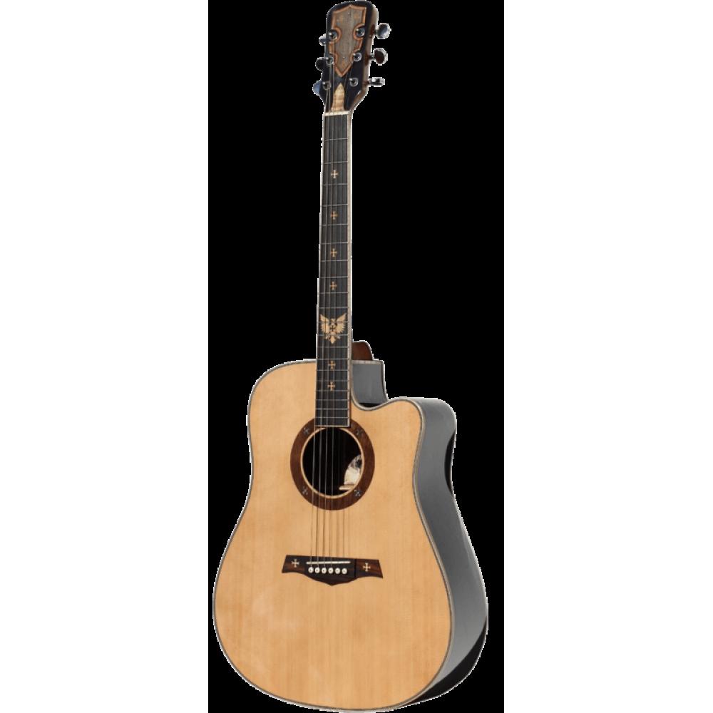 Гитара акустическая Crusader CF-6041 (NT)