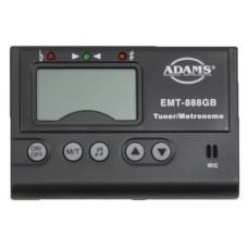 Тюнер-метроном Adams EMT-888
