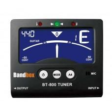 Тюнер-метроном Bandbox BT-800