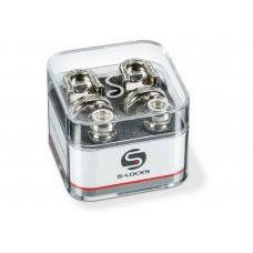 Замки для ремня, стрэплоки Schaller 14010101 Security Lock Nickel