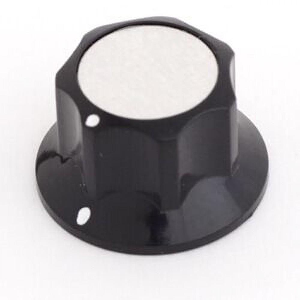 Ручка для потенциометра черная H94