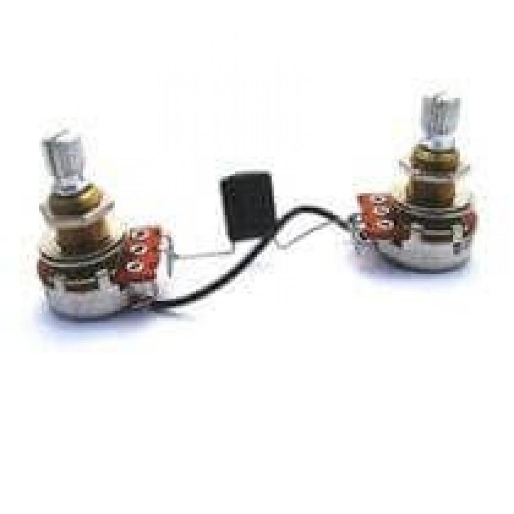 Комплект потенциометров EMG CS-VT-SOL
