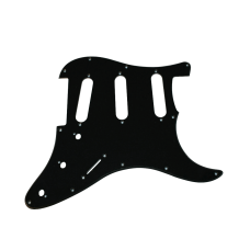 Guitarparts M1 Панель SSS черная