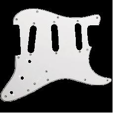 Guitarparts M1 Панель SSS белая