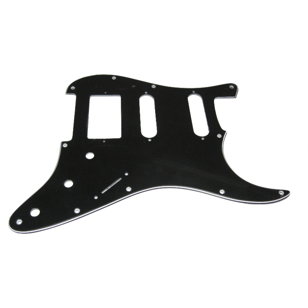 Guitarparts M4 Панель HSS черная