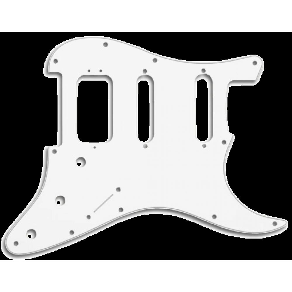 Guitarparts M4 Панель HSS белая