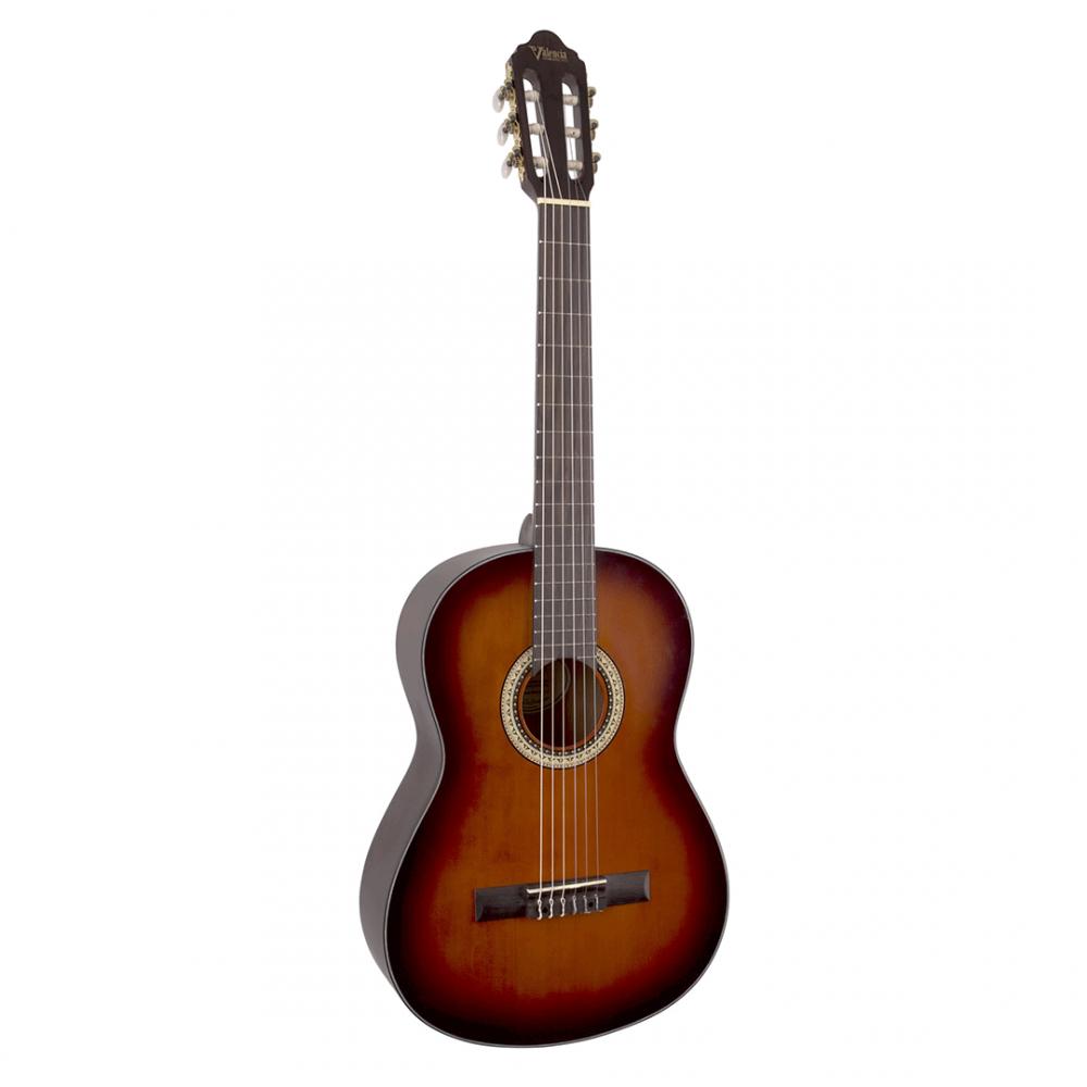 Гитара классическая Valencia VC-404 (CSB)