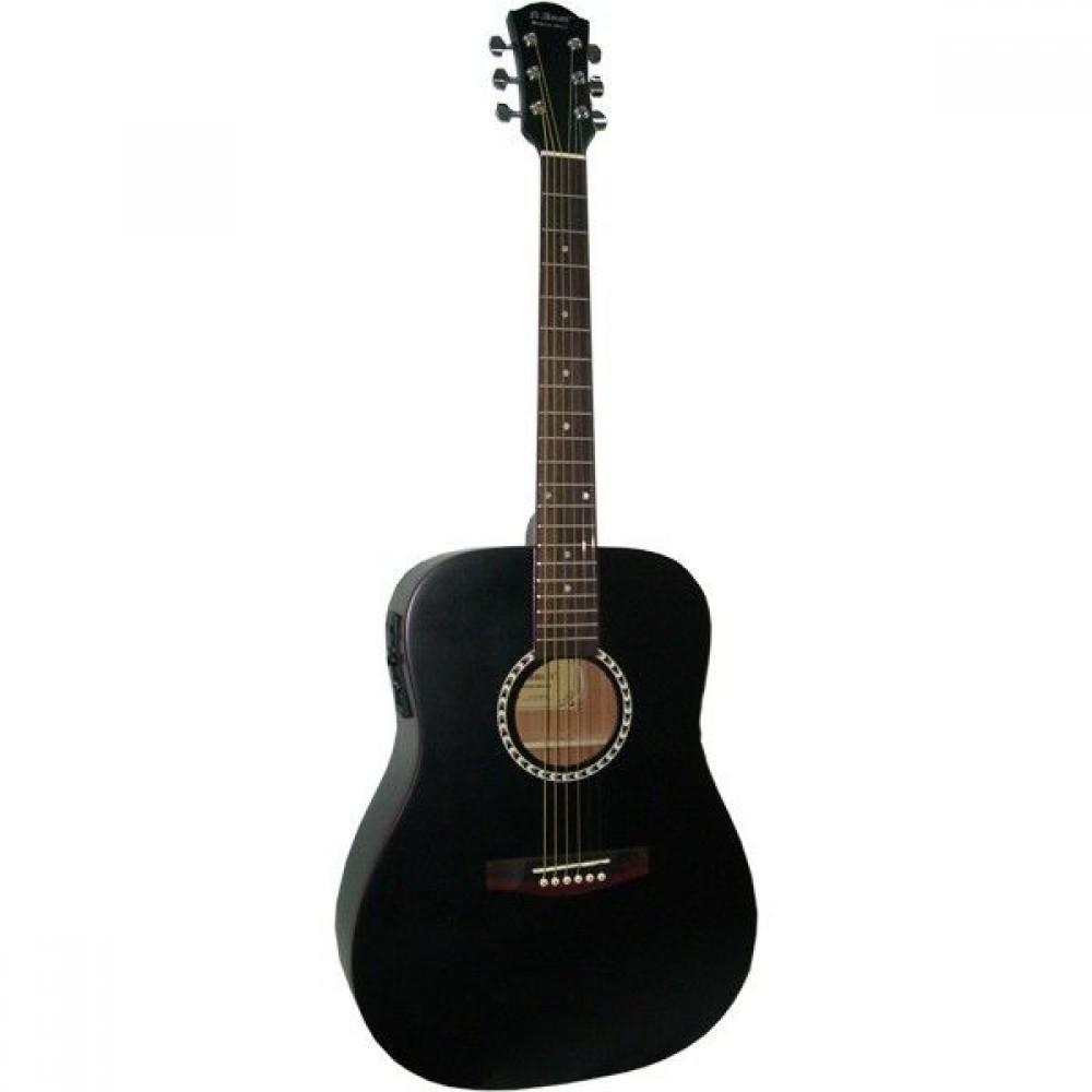 Гитара электроакустическая Amati Z-41 EQ (BK)