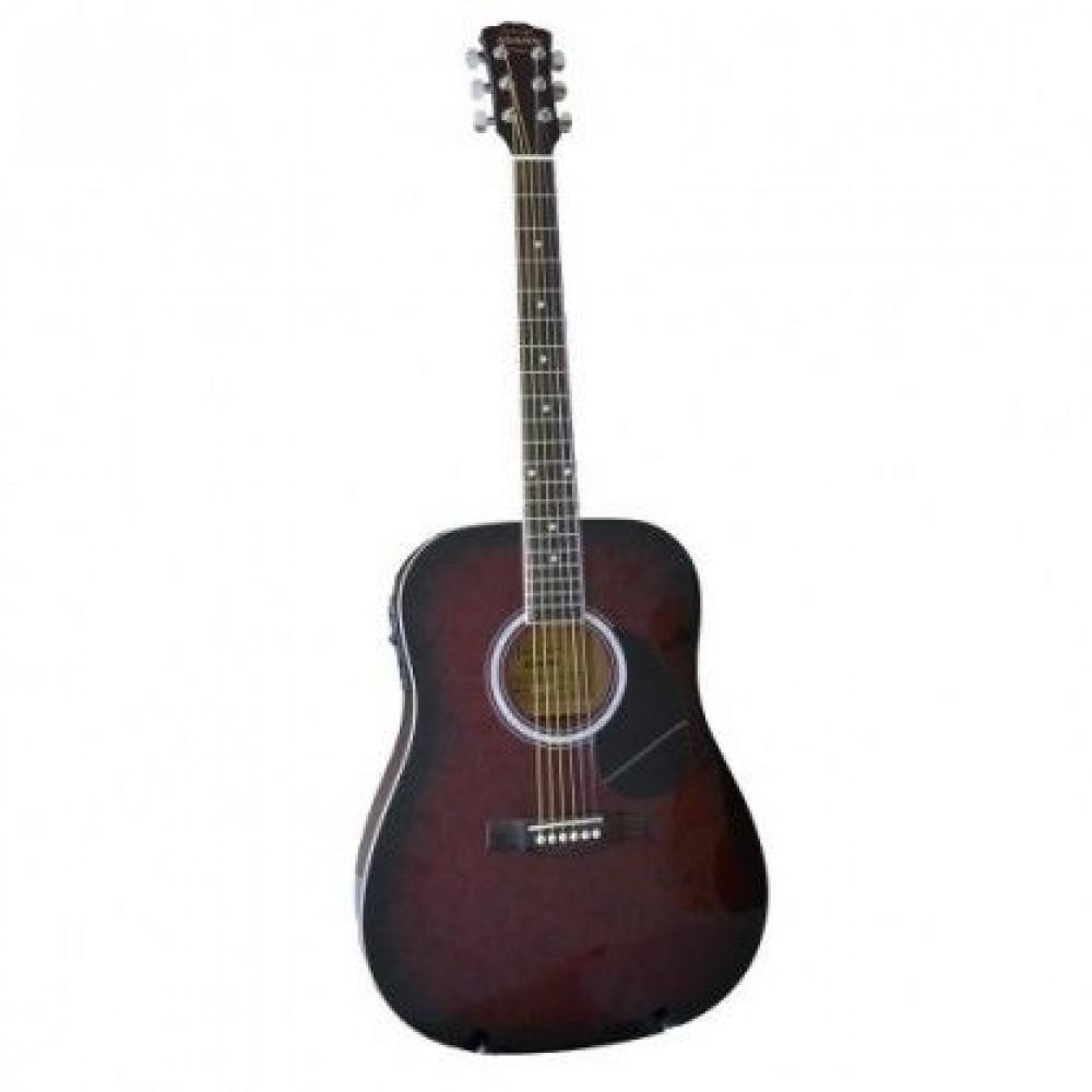 Гитара электроакустическая Adams AG-310 EQ (WRS)