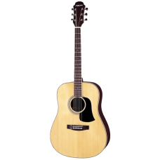 Гитара электроакустическая Aria AW-20 CE, 4-пол. эквалайзер, тюнер