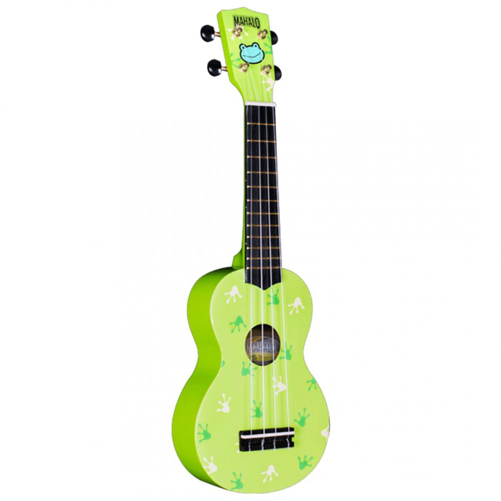 Укулеле сопрано Mahalo U-Art Series Soprano (Frog)