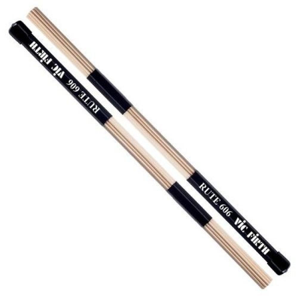 Щётки барабанные Vic Firth RUTE 606