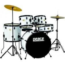 Барабанная установка Peace Prodigy Series DP-109 белая