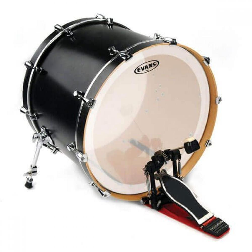 Evans BD22GB4C EQ4 Frosted 22""