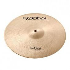 "Тарелка Istanbul Traditional 13"" Hi-hat Medium"