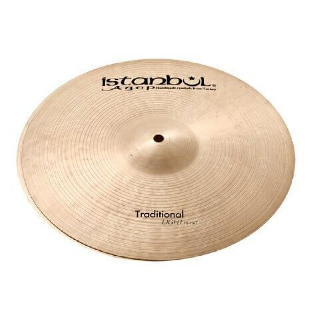 "Тарелка Istanbul Traditional 14"" Hi-hat Light"