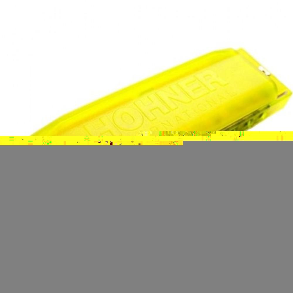 Губная гармошка Hohner ''Happy Yellow''