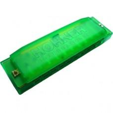 Губная гармошка Hohner ''Happy Green''