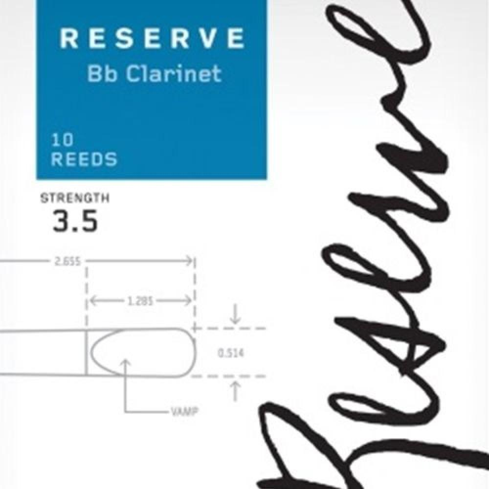 Трость Rico DCR0235 Reserve для кларнета Bb