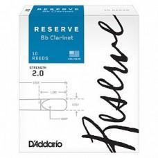 Трость Rico DCR0220 Reserve для кларнета Bb