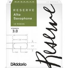 Трость Rico DJR0230 Reserve для саксофона альт