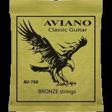 Aviano AV-750 Classic Guitar Bronze
