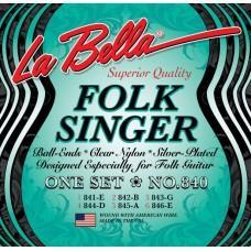 La Bella 840 Folksinger