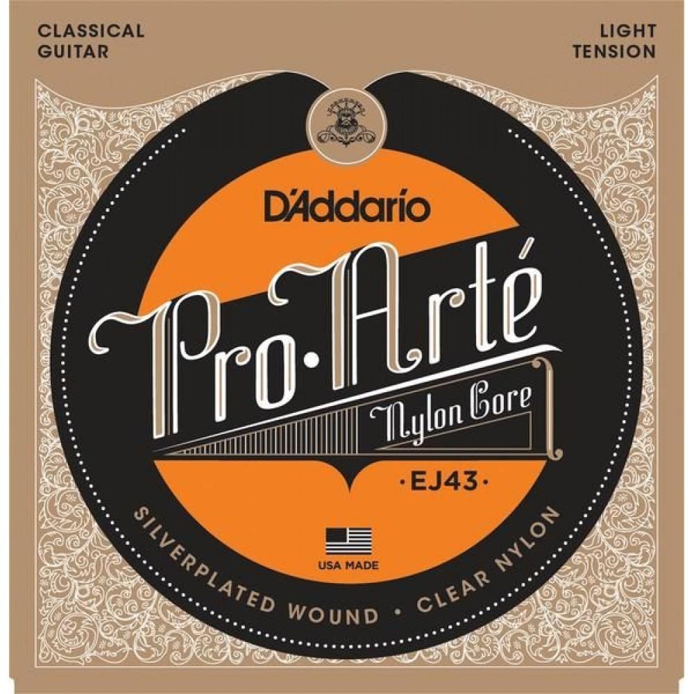D'Addario Pro-Arte Nylon EJ-43