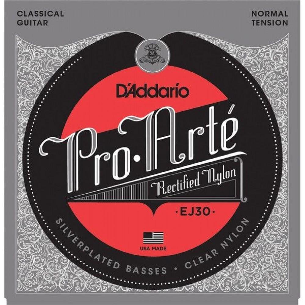 D'Addario Pro-Arte Rectified Nylon EJ-30