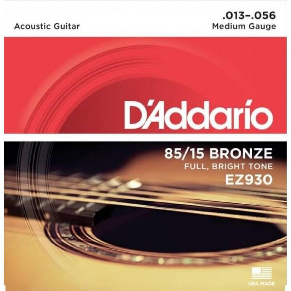D'Addario EZ930 13-56 Medium