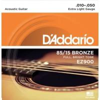 D'Addario EZ900 10-50 Extra Light