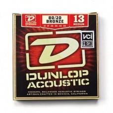 Dunlop DAB1356, Medium, бронза 80/20, 13-56