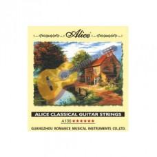 Alice АC106, струны для классической гитары
