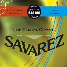 Струны Savarez 540CRJ, классические, посеребренные, Mixed Tension