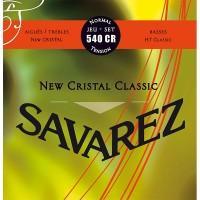 Струны Savarez 540CR, классические, посеребренные, Mixed Tension