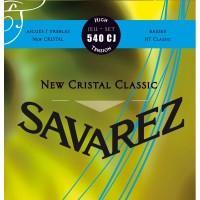 Струны Savarez 540CJ, классические, посеребренные, High Tension
